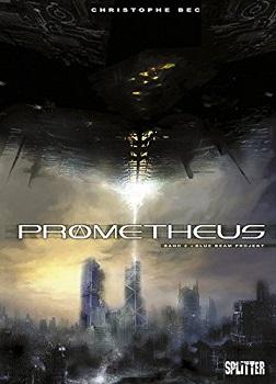 Prometheus Band 2 Blue Beam Project