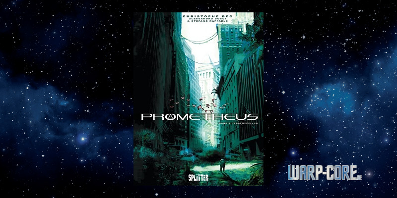 [Prometheus Band 4] Prophezeiung