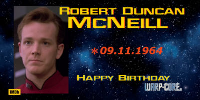Spotlight: Robert Duncan McNeill