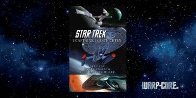 [Star Trek] 3 Captains, 3 Geschichten