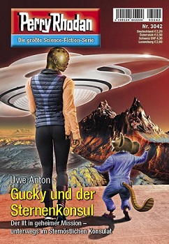 Gucky und der Sternenkonsul Cover