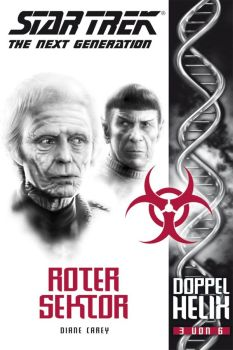 Star Trek The Next Generation Doppelhelix Band 3 Roter Sektor