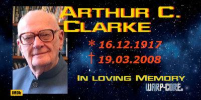 Spotlight: Arthur C. Clarke
