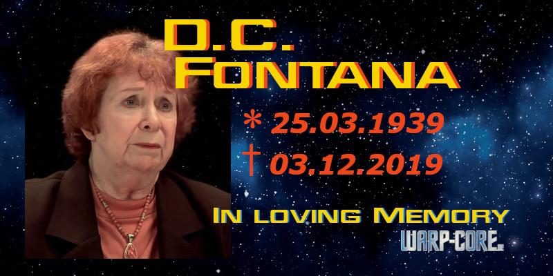 Spotlight: D. C. Fontana