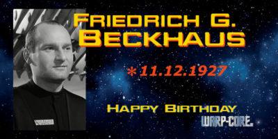 Spotlight: Friedrich Beckhaus