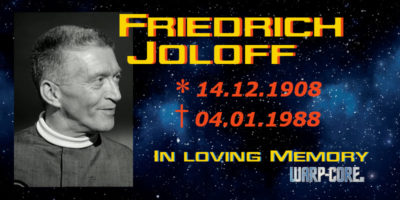Spotlight: Friedrich Joloff