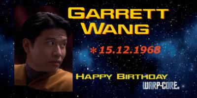 Spotlight: Garrett Wang
