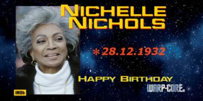 Spotlight: Nichelle Nichols