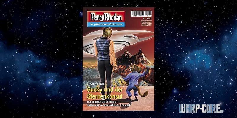 Gucky und der Sternenkonsul