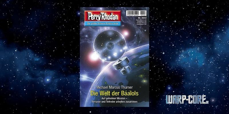 [Perry Rhodan 3043]  Die Welt der Báalols