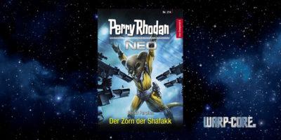 [Perry Rhodan NEO 214] Der Zorn der Shafakk