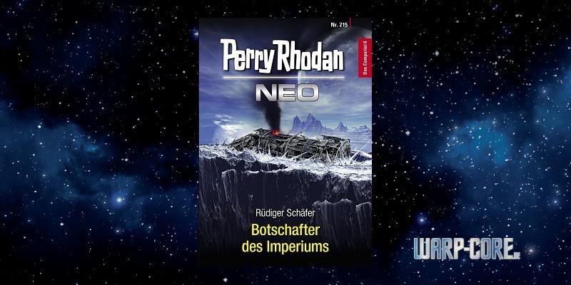 [Perry Rhodan NEO 215] Botschafter des Imperiums