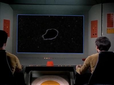Das Loch im Weltraum