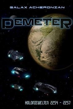 Koloniewelten 2254 - 2257 Demeter