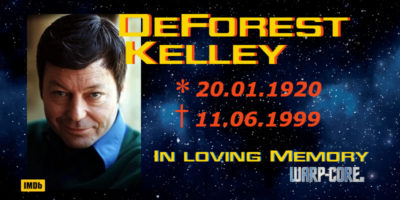Spotlight: DeForest Kelley