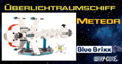 Überlichtraumschiff Meteor