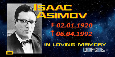 Spotlight: Isaac Asimov