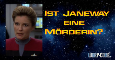 Janeway eine Mörderin?