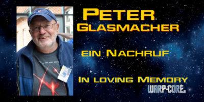Nachruf: Peter Glasmacher