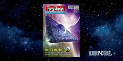[Perry Rhodan 3047] Der Sextadim-Span