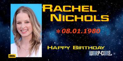Spotlight: Rachel Nichols