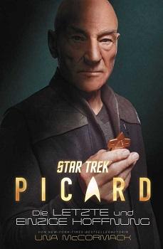 Star Trek Picard Die letzte und einzige Hoffnung Cover