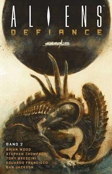 Aliens Defiance Band 2