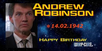 [Spotlight] Andrew Robinson