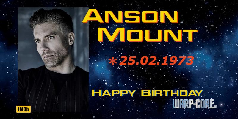 [Spotlight] Anson Mount