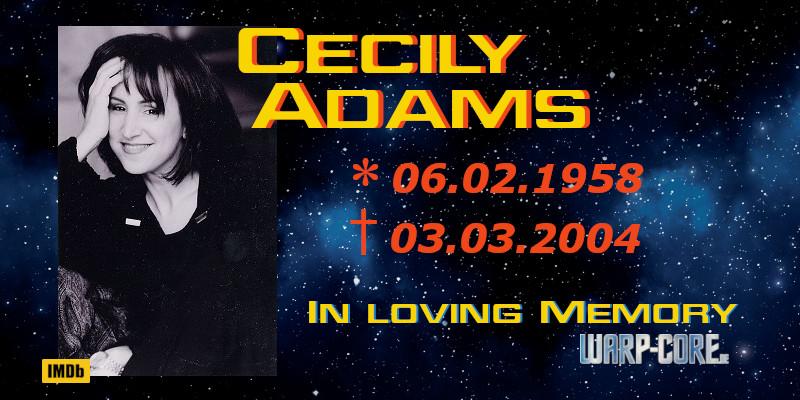 Cecily Adams