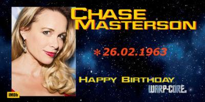 [Spotlight] Chase Masterson