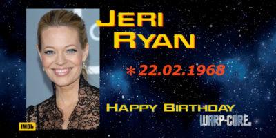 [Spotlight] Jeri Ryan