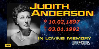 [Spotlight] Judith Anderson