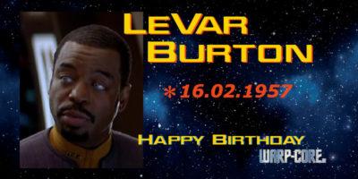 [Spotlight] LeVar Burton