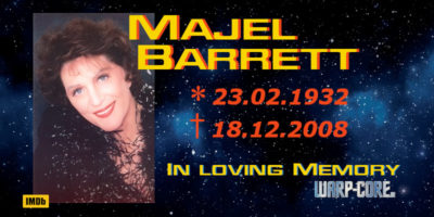 [Spotlight] Majel Barrett-Roddenberry