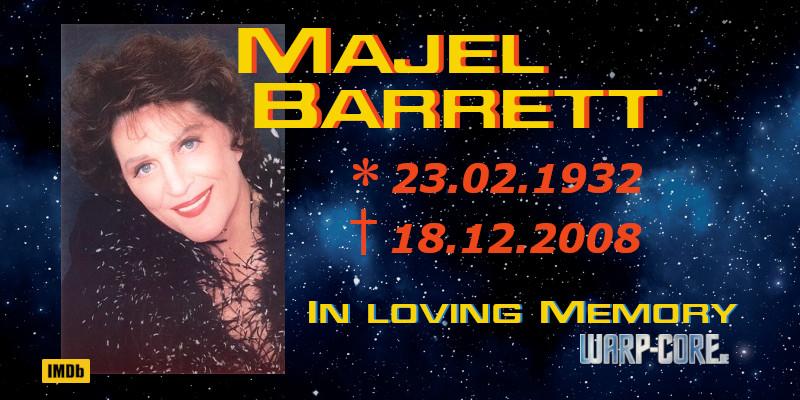 Spotlight: Majel Barrett-Roddenberry
