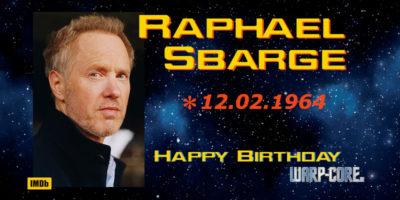 [Spotlight] Raphael Sbarge