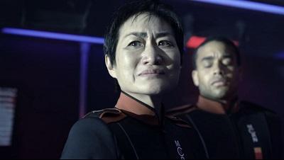 Expanse CQB Captain Yao