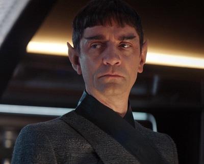 James Frain als Sarek