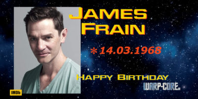 Spotlight: James Frain