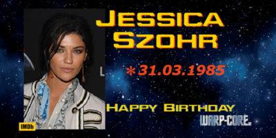 Spotlight: Jessica Szohr