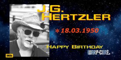 Spotlight: J. G. Hertzler
