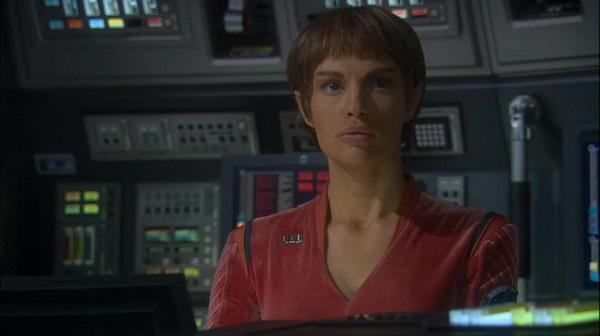 Jolene Blalock als T'Pol