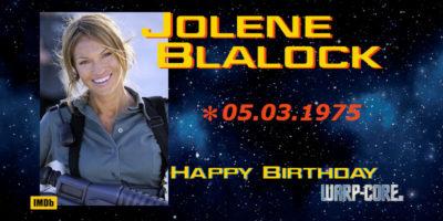 [Spotlight] Jolene Blalock