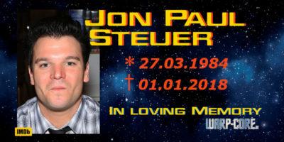 Spotlight: Jon Paul Steuer