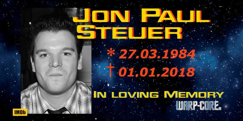 Jon Paul Steuer