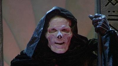 Frank Langella als Skeletor in Masters of the Universe 1987