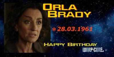 Spotlight: Orla Brady