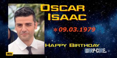 Spotlight: Oscar Isaac