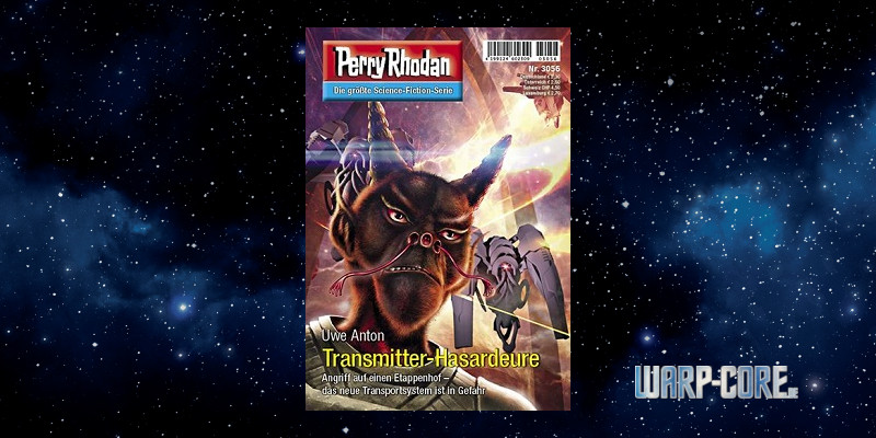 [Perry Rhodan 3056] Transmitter-Hasardeure